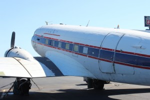 There is just something about the DC-3 that moves me.