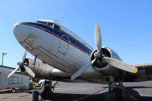 Something about this angle on the DC-3 reminds me of the grandeur that it represents.
