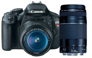 The Canon EOS Rebel T3i will improve your pictures from the first time you use it.