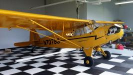 The Piper CUB is an iconic aircraft that any avgeek would love to fly.