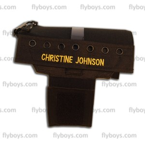 This kneeboard is incredibly popular amongst Air Force pilots.