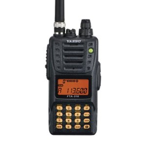 This VHF transceiver from Yaesu can make your life a lot easier in the event of a radio failure.