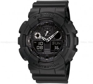 G-Shock watches will stand the test of time.