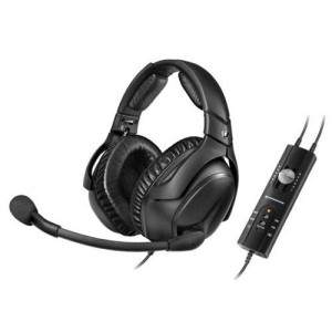 The Sennheiser S1 Passive helps reduce outside noise.