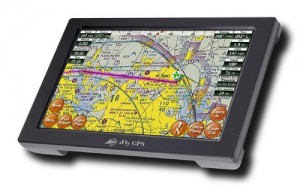 "The iFly 720 sports a nice 7"" touchscreen that is easy to read, but not bulky."