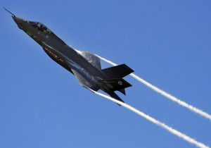 The F-35 could be incredibly effective if it ever lives up to the hype.
