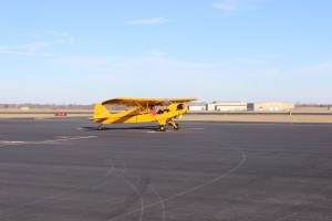 Even a simple beauty like this Piper Cub could scare someone off if they don't know the right jargon.