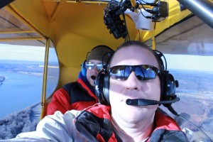 There are few better ways to spend an afternoon than VFR flying with a friend.